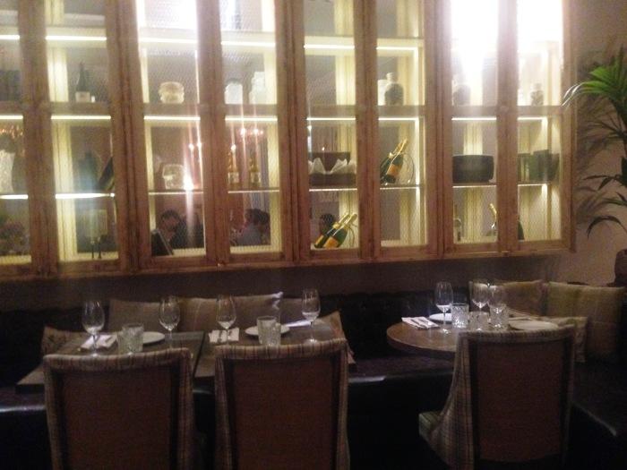 Restaurante La jefa - Cuando me dejan