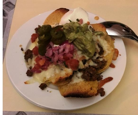 Restaurante broker las tablas - Cuando me dejan