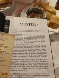 Restaurante Mestizo