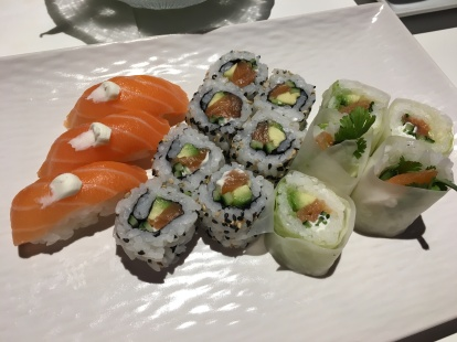Miss sushi las tablas cuando me dejan