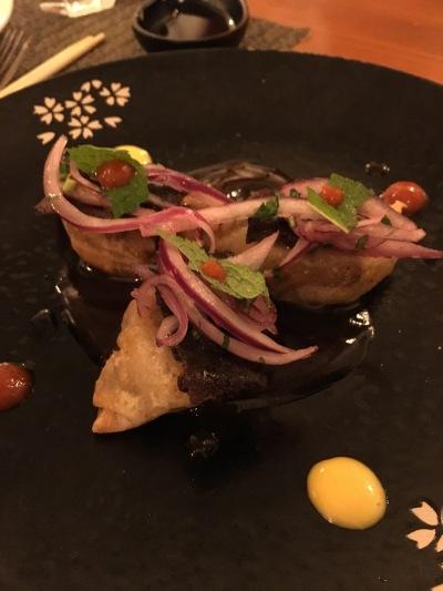 Gyonzas Criollas, Restaurante Ronda 14