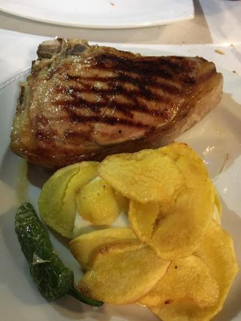 Restaurante Tejas Verdes e