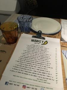 Restaurante Mawey