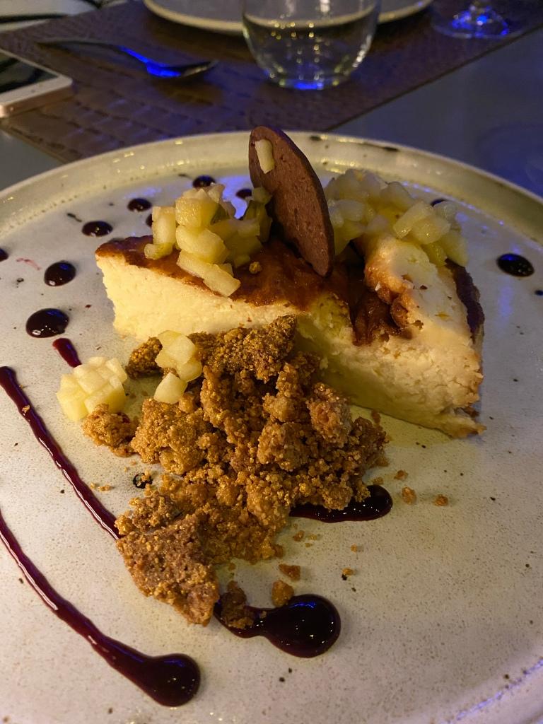 Tarta de queso Zielou